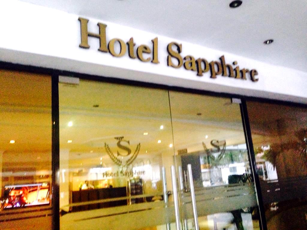 Casino sapphire