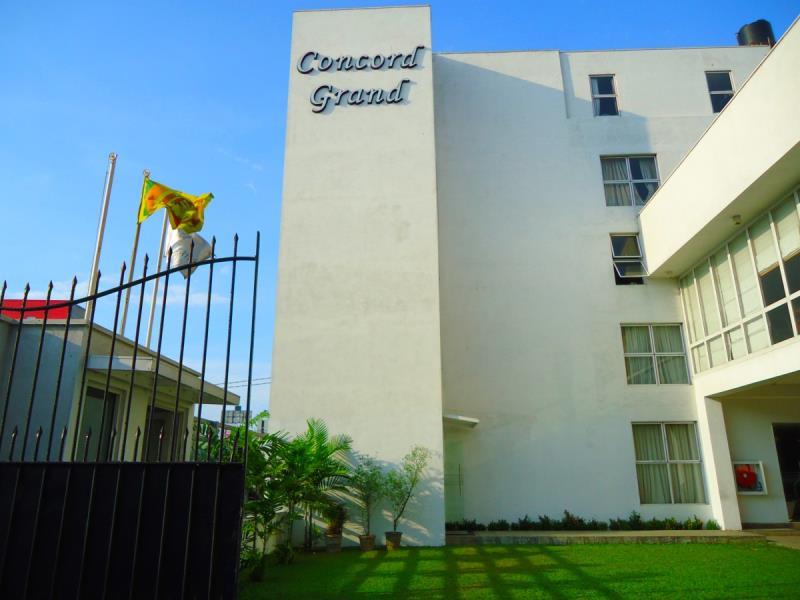 Hotel concord grand colombo sri lanka - Grand hotel sri lanka ...